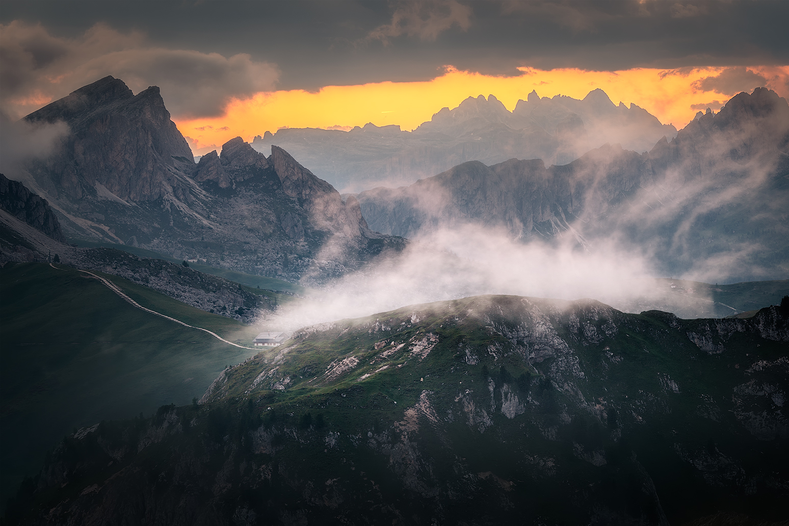 L'avanzata delle Nuvole