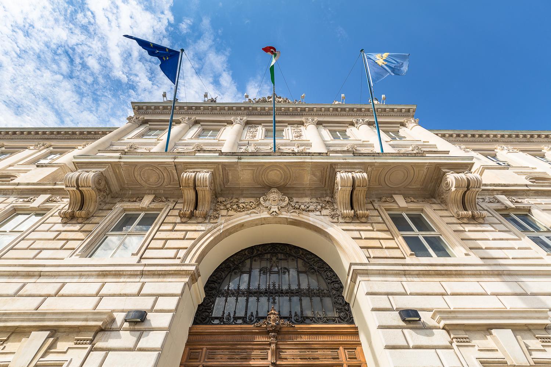 Palazzo del Lloyd Triestino