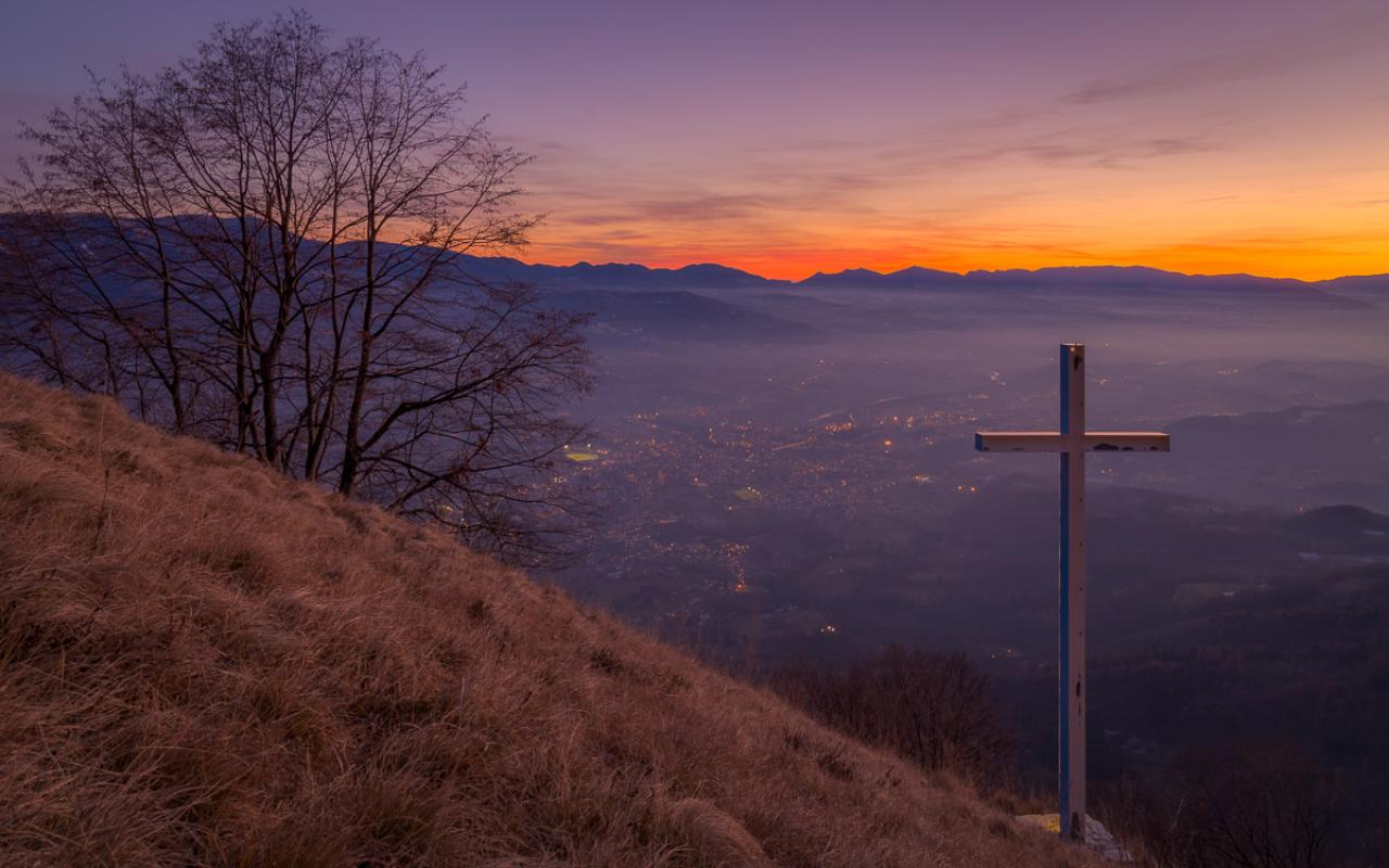 Cross on Belluno